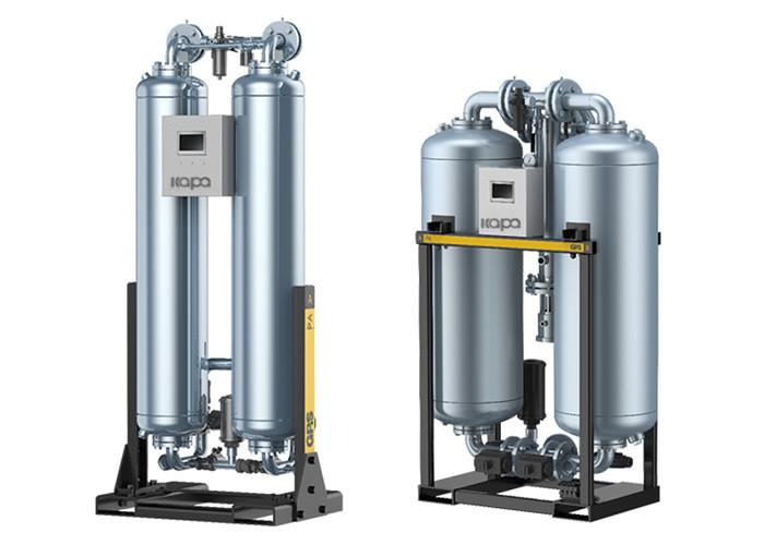 220V 50HZ Compressed Air Treatment Equipment absorption air dryer